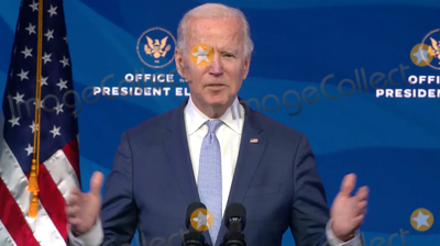 Photo - Biden Remarks on the Unrest at the US Capitol