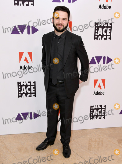 Photo - 17 January 2020 - Beverly Hills California - Samm Levine 2020 ACE Eddie Awards held at Beverly Hilton Hotel Photo Credit Birdie ThompsonAdMedia