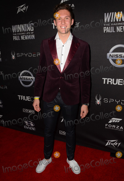 Andrew Palmer Photo - 16 April 2015 - Hollywood California - Andrew Palmer Los Angeles premiere of Winning The Racing Life of Paul Newman held at El Capitan Theater Photo Credit Birdie ThompsonAdMedia
