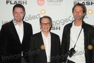 Roland Wolff Photo - 5 March 2015 - West Hollywood California - Roland Wolff Roger Horn Steffen Keil Flash by Lenny Kravitz Photo Exhibition held at the Leica Gallery Photo Credit Byron PurvisAdMedia