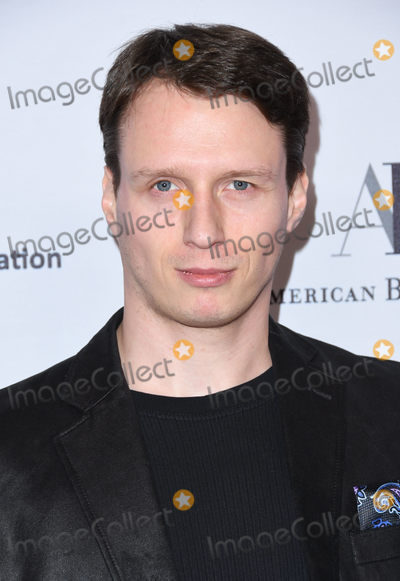 Alexei Agoudine Photo - 17 December 2018 - Beverly Hills  California - Alexei Agoudine American Ballet Theatres Annual Holiday Benefit held at Beverly Hilton Hotel Photo Credit Birdie ThompsonAdMedia