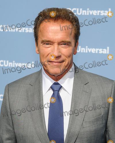 Arnold Schwartzenegger Photo - 16 May 2016 - New York New York- Arnold Schwartzenegger  2016 NBCUniversal Upfront Photo Credit Mario SantoroAdMedia