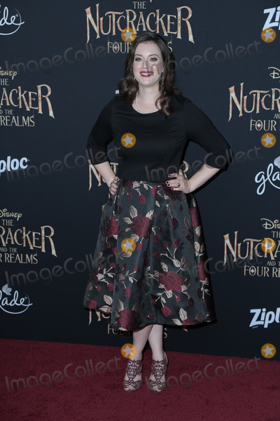 Ashleigh Powell Photo - 29 October 2018 - Hollywood California - Ashleigh Powell Premiere Of  Nutcracker And The Four Realms held at Ray Dolbey Ballroom Photo Credit PMAAdMedia