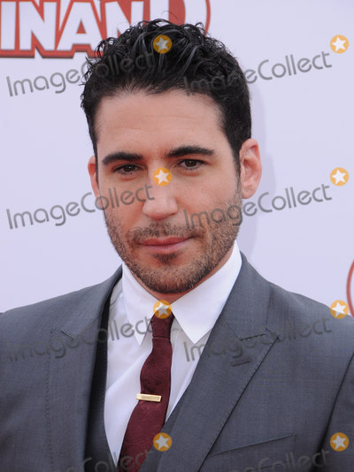 Photo - 10 December  2017 - Los Angeles California - Miguel Angel Silvestre Ferdinand Special Screening held at 20th Century Fox Studio Lot - Zanuck Theater in Los Angeles Photo Credit Birdie ThompsonAdMedia