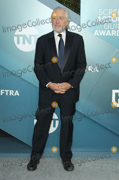 Photo - 19 January 2020 - Los Angeles California - Robert De Niro 26th Annual Screen Actors Guild Awards held at The Shrine Auditorium Photo Credit AdMedia