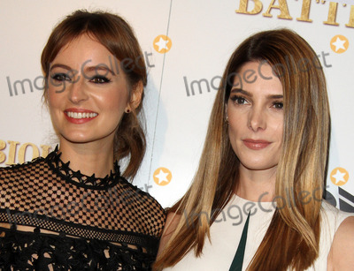 Ahna OReilly Photo - 15 February 2017 - Los Angeles California - Ahna OReilly and Ashley Greene In Dubious Battle Los Angeles Premiere held at the ArcLight Hollywood Theatre in Hollywood Photo Credit AdMedia