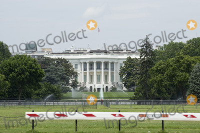 Photos From White House Exterior