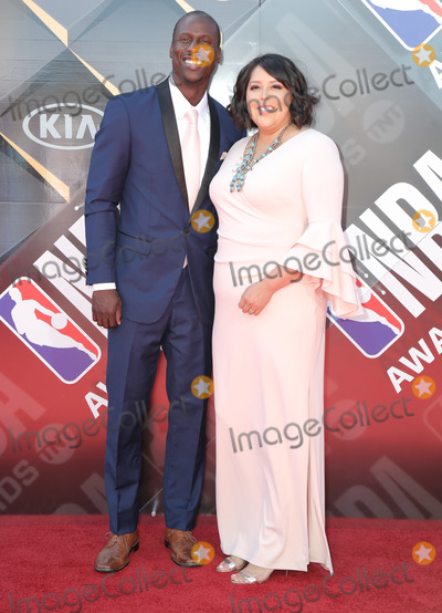 Andre Ingram Photo - 25 June 2018 - Santa Monica California - Andre Ingram 2018 NBA Awards held at Barker Hangar Photo Credit PMAAdMedia