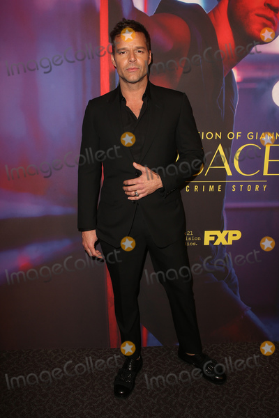 Photo - 19 March 2018 - Los Angeles California - Ricky Martin FX The Assassination Of Gianni Versace American Crime Story For Your Consideration event held at The Directors Guild of America Photo Credit F SadouAdMedia