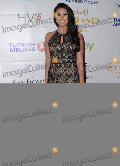 Ashley Burnham Photo - 19 September  2015 - Los Angeles California - Ashley Burnham Arrivals for Face Forwards 6th Annual Gala held at the Millennium Biltmore Hotel Photo Credit Birdie ThompsonAdMedia