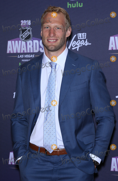 Jordan Staal Photo - 20 June 2018 - Las Vegas Nevada - Jordan Staal 2018 NHL Awards Red Carpet the Hard Rock Hotel and Casino Photo Credit MJTAdMedia