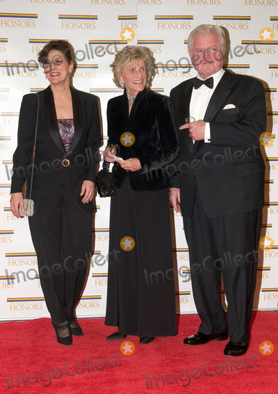 Warren Beatty Photo - United States Senator Edward M (Ted) Kennedy (Democrat of Massachusetts) right his wife Victoria Reggie Kennedy left and sister former United States Ambassador to Ireland Jean Kennedy Smith arrive at the Harry S Truman Building (Department of State) in Washington DC on December 4 2004 for a dinner hosted by United States Secretary of State Colin Powell  At the dinner six performing arts legends will receive the Kennedy Center Honors of 2004  This is the 27th year that the honors have been bestowed on extraordinary individuals whose unique and abundant artistry has contributed significantly to the cultural life of our nation and the world said John F Kennedy Center for the Performing Arts Chairman Stephen A Schwarzman  The award recipients are actor director producer and writer Warren Beatty husband-and-wife actors writers and producers Ossie Davis and Ruby Dee singer and composer Elton John soprano Joan Sutherland and composer and conductor John WilliamsCredit Ron Sachs  CNPAdMedia