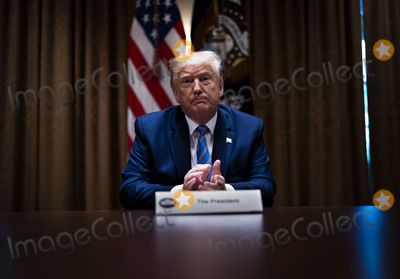 Photos From Donald Trump Participates in a Roundtable About Senior Citizens