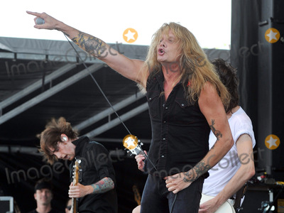 Photo - Asking Alexandria Performs at Rock on the Range 2011 - Day 1