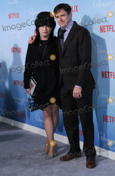 Amy Sherman Photo - 18 November 2016 - Westwood California Amy Sherman-Palladino Daniel Palladino Premiere Of Netflixs Gilmore Girls A Year In The Life held at the Regency Bruin Theatre Photo Credit Birdie ThompsonAdMedia