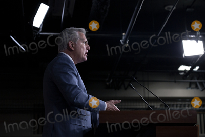 Photo - Kevin McCarthy Holds Weekly News Conference
