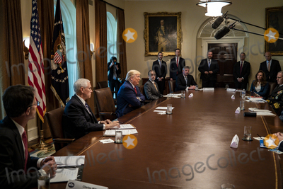 Photos From President Trump Meets with Supply Chain Distributors