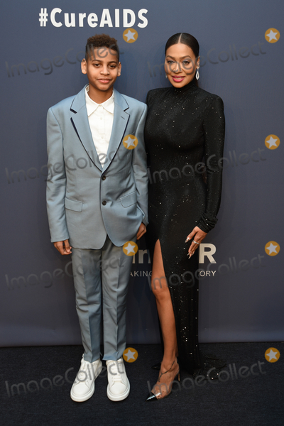 LaLa Anthony Photo - 05 February 2020 - New York New York - Kiyan Anthony and LaLa Anthony at the amfAR Gala New York 22nd Annual Benefit for AIDS Research at Cipriani Wall Street Photo Credit LJ FotosAdMedia