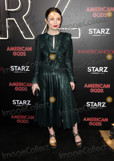 Emily Browning Photo - American Gods Premiere