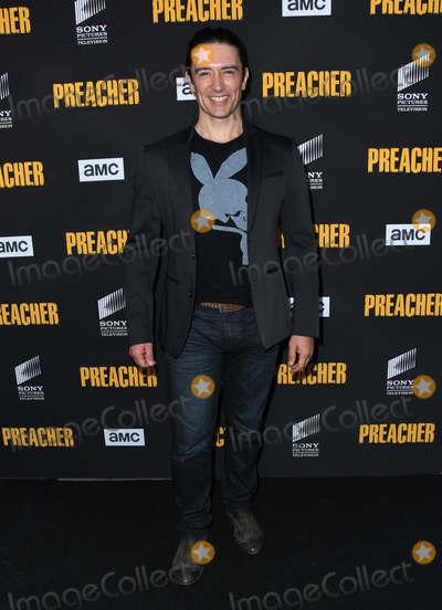 Adam Croasdell Photo - 14 June 2018 - Los Angeles California - Adam Croasdell AMCs Preacher Season 3 Premiere Party held at  The Hearth and Hound Photo Credit Birdie ThompsonAdMedia