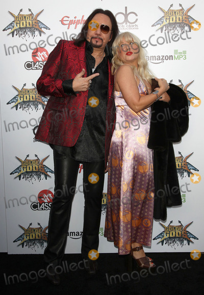 Ace Frehley Photo - 23 April 2014 - Los Angeles California - Ace Frehley KISS 6th Annual Revolver Golden Gods Awards Show held at Club Nokia Photo Credit F SadouAdMedia