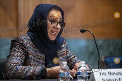 Photos From Senate Committee on Banking, Housing, and Urban Affairs hearing to examine Afghanistan's future, focusing on assessing the national security, humanitarian, and economic implications of the Taliban takeover