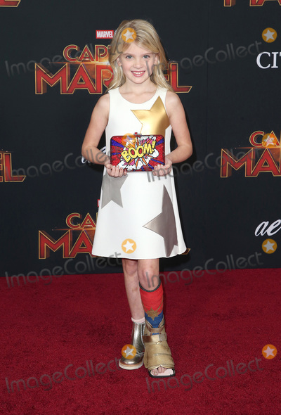 Photos From 'Captain Marvel' Los Angeles Premiere