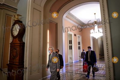 Photo - United States Senate Majority Leader Mitch McConnell at United States Capitol
