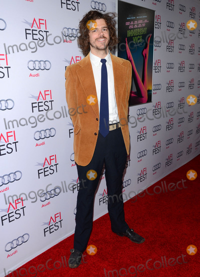Andre Hyland Photo - 08 November 2014 - Hollywood California - Andre Hyland Los Angeles AFI Fest premiere of Inherent Vice held at The Egyptian Theater in Hollywood Ca Photo Credit Birdie ThompsonAdMedia