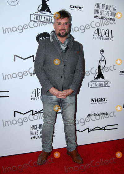 Joe Matke Photo - 19 February 2017 - Los Angeles California - Joe Matke2017 Make-Up Artist  Hair Stylists Guild (MUAHS) Awards held at The Novo Photo Credit AdMedia