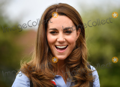Photos From Kate Duchess of Cambridge Visits Northolt Scout Group