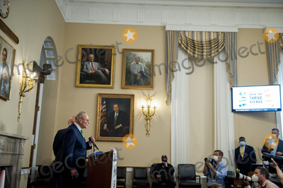 Photos From Schumer and Markey Press Conference