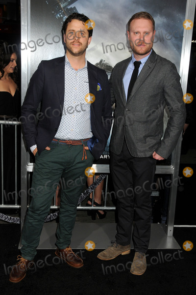 Andrew Deutschman Photo - 27 January 2015 - Hollywood California - Jason Pagan Andrew Deutschman Project Almanac Los Angeles Premiere held at the TCL Chinese Theatre Photo Credit Byron PurvisAdMedia