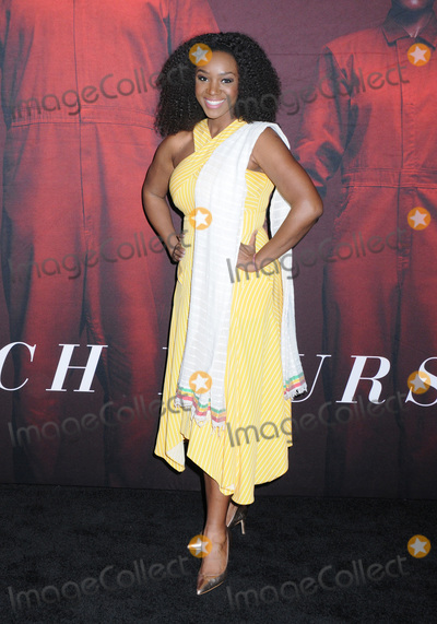 Photo - 19 March 2019 - New York New York - Saycon Sengbloh at Universal Pictures US Premiere at the Museum of Modern Art in Midtown Photo Credit LJ FotosAdMedia