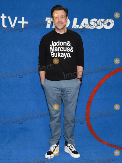 Photos From 'Ted Lasso' Season 2 Premiere