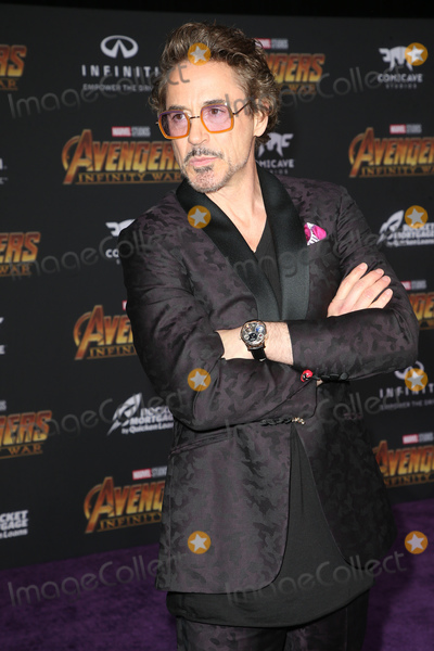 Photo - 23 April 2018 - Hollywood California - Robert Downey Jr Disney and Marvels Avengers Infinity War Los Angeles Premiere held at Dolby Theater Photo Credit F SadouAdMedia
