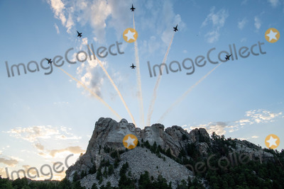 Photos From Salute to America Fly-Over