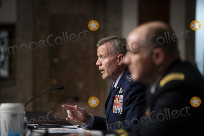 Supremes Photo - General Tod Wolters Commander United States European Command  North Atlantic Treaty Organization Supreme Allied Commander Europe appears during a Senate Committee on Armed Services hearing to examine United States European Command and United States Transportation Command in review of the Defense Authorization Request for fiscal year 2022 and the Future Years Defense Program in the Dirksen Senate Office Building in Washington DC Tuesday April 13 2021 Credit Rod Lamkey  CNPAdMedia