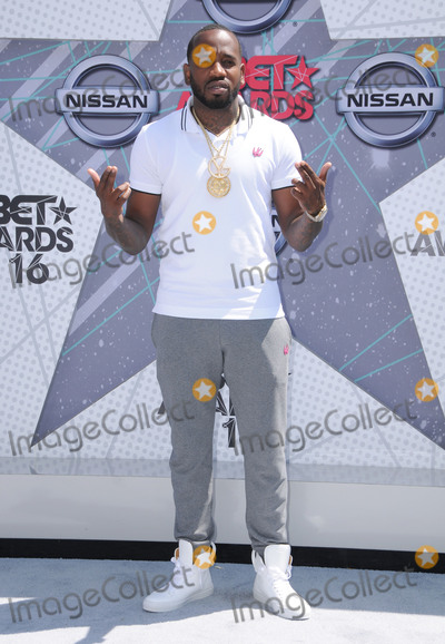Young Greatness Photo - 26 June 2016 - Los Angeles Young Greatness Arrivals for the 2016 BET Awards held at the Microsoft Theater Photo Credit Birdie ThompsonAdMedia