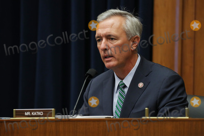 Photo - United States House Homeland Security Committee member US Representative John Katko (Republican of New York) questions witnesses during a hearing on worldwide threats to the homeland in the Rayburn House Office Building on Capitol Hill September 17 2020 in Washington DC Committee Chairman Bennie Thompson (D-MS) said he would issue a subpoena for acting Homeland Security Secretary Chad Wolf after he did not show for the hearing An August Government Accountability Office report found that Wolfs appointment by the Trump Administration which has regularly skirted the Senate confirmation process was invalid and a violation of the Federal Vacancies Reform Act Credit Chip Somodevilla   Pool via CNPAdMedia