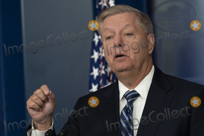 Photos From Lindsey Graham Statement on the death of ISIS leader Abu Bakr al-Baghdadi