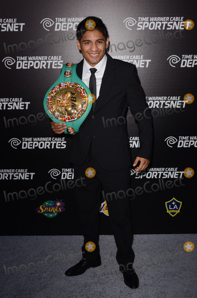 Abner Mares Photo - 01 October 2012 - El Segundo California - Abner Mares   Time Warner Sports Celebrates Launch Of Time Warner Cable Sportsnet And Time Warner Cable Deportes Networks held at Beverly Hills Hotel Photo Credit Tonya WiseAdMedia