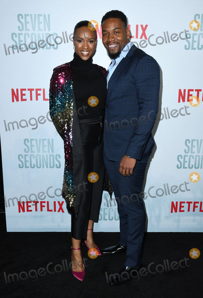Photo - 23 February 2018 - Beverly Hills California - Michelle Mitchenor Coley Mustafa Speaks Netflixs Seven Seconds Los Angeles Premiere held at The Paley Center for Media Photo Credit Birdie ThompsonAdMedia