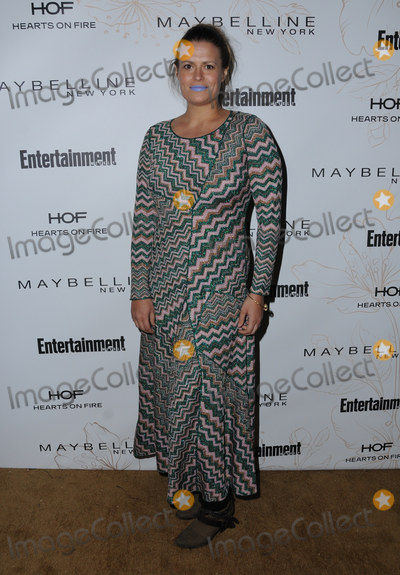 Photo - 20 January 2018 - Hollywood California - Marianna Palka 2018 Entertainment Weekly Pre-SAG Awards Party held at Chateau Marmont Photo Credit Birdie ThompsonAdMedia