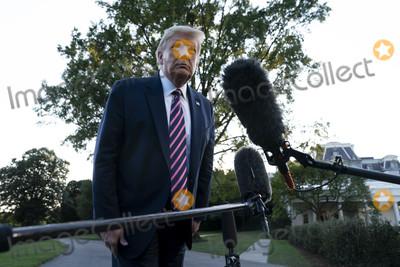Photo - President Donald Trump Departs White House for Pennsylvania Rally