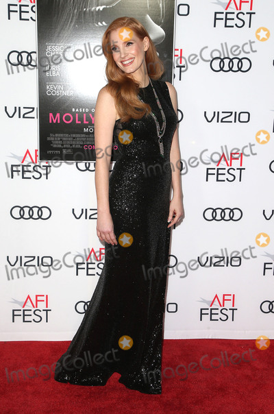 Photos From 'Molly's Game' AFI FEST 2017 Closing Night Gala Screening