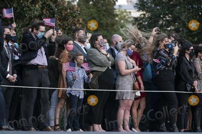Photo - President Trump Departs the White House