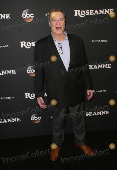 Photo - 23 March 2018 - Burbank California - John Goodman Roseanne Premiere Event held at Walt Disney Studios Photo Credit F SadouAdMedia