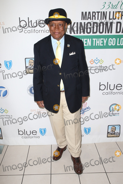 Martin Luther Photo - 15 January 2018 - Los Angeles California - Dr Adrian Dove Martin Luther King Jr Kingdom Day Parade  VIP Breakfast Photo Credit F SadouAdMedia