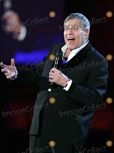 Jerry Lewis Photos - 20 August 2017 - Jerry Lewis the brash slapstick comic who became a pop culture sensation in his partnership with Dean Martin and then transformed himself into an auteur filmmaker of such comedic classics as The Nutty Professor and The Bellboy has died in Las Vegas at the age of 91 For most of his career Lewis was a complicated and sometimes polarizing figure An undeniable comedic genius he pursued a singular vision and commanded a rare amount of creative control over his work with Paramount Pictures and other studios He legacy also includes more than 25 billion raised for the Muscular Dystrophy Association through the annual Labor Day telethon that he made an end-of-summer ritual for decades until he was relieved of the hosting job in 2011 In addition to his most famous films Lewis also appeared in a number of notable works such as Martin Scorseses The King of Comedy but was largely offscreen from the late 60s on and was more active with his telethon and philanthropic efforts As late as 2016 Lewis continued to perform in Las Vegas where he first debuted his comedy routine back in 1949 File Photo 07 September 2009 - Las Vegas Nevada - Jerry Lewis The close of the 44th Annual Jerry Lewis MDA Telethon at the South Point Hotel Casino Spa  Photo Credit MJTAdMedia